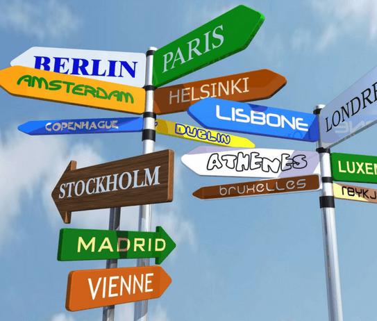 Indicadores de países de Europa