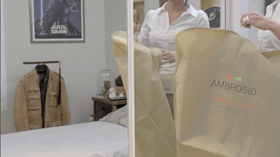 Servicio de tintorería Ambrosio