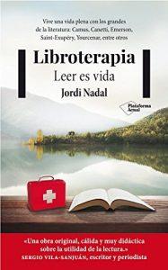 Portada libroterapia