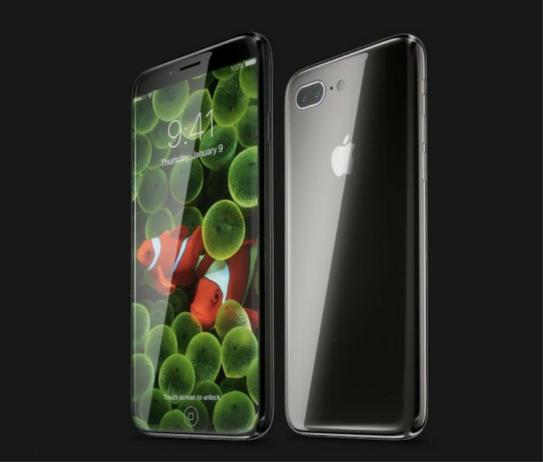 Iphone por delante y por detrás