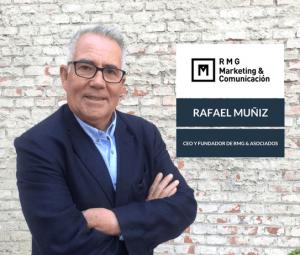 Rafael Muñiz Ceo y Fundador de RMG