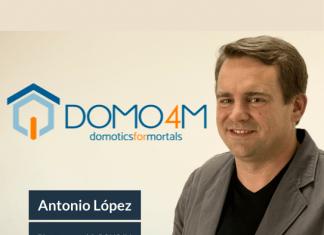 Domotics for mortals-Director general- logo