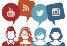 Influencers. ¿Opiniones o publicidad oculta?-logos Redes sociales