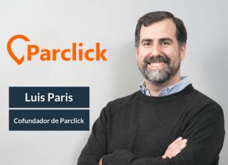 Luis Paris- Cofundador de Parclick