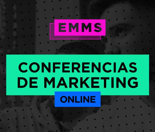 Conferencia Marketing EMMS
