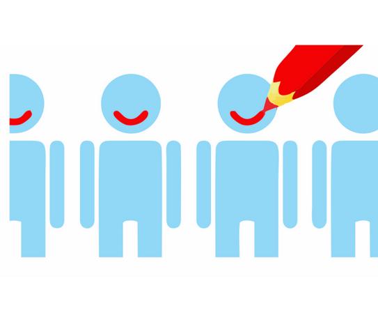 Dibujando sonrisas al consumidor