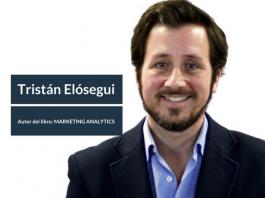 """Entrevista a Tristán Elósegui-autor del libro """"marketing analytics"""""""
