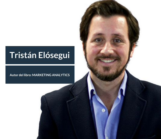 "Entrevista a Tristán Elósegui-autor del libro ""marketing analytics"""