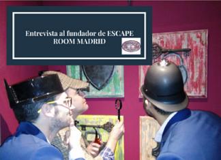 Entrevista Escape room Madrid