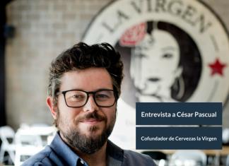 Entrevista a César Pascual-cofundador de cervezas la virgen