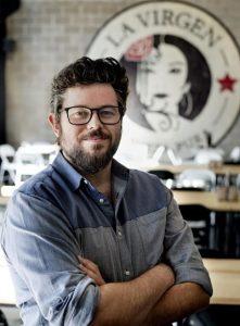 Cesar-el cofundador de cervezas la virgen
