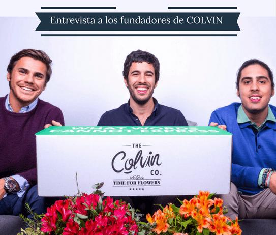 Entrevista con los fundadores de colvin