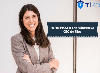 Entrevista a Ana Villanueva CEO de Tiko