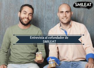 Cofundador Smileat Alberto Jiménez