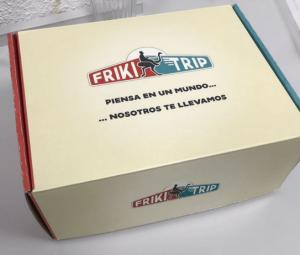 caja regalo frikitrip