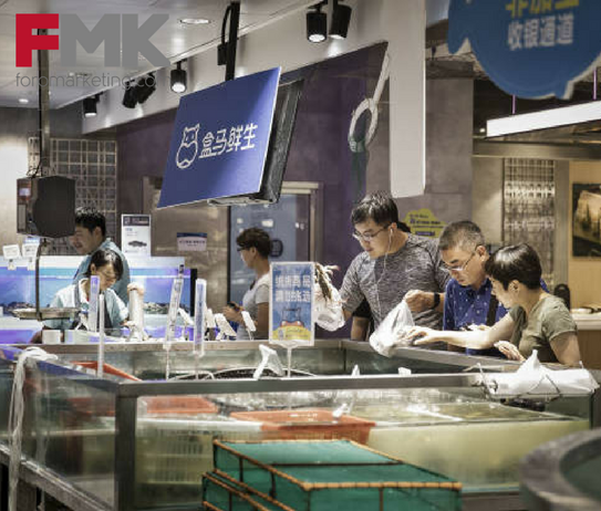 El futuro de las tiendas Hena chinas