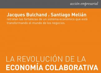 Portada del libro la revolución de la economía colaborativa