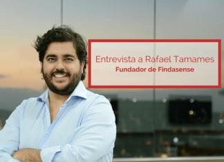 Rafael Tamanes fundador de Findasense