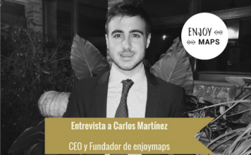 CEO y Fundador Enjoymaps