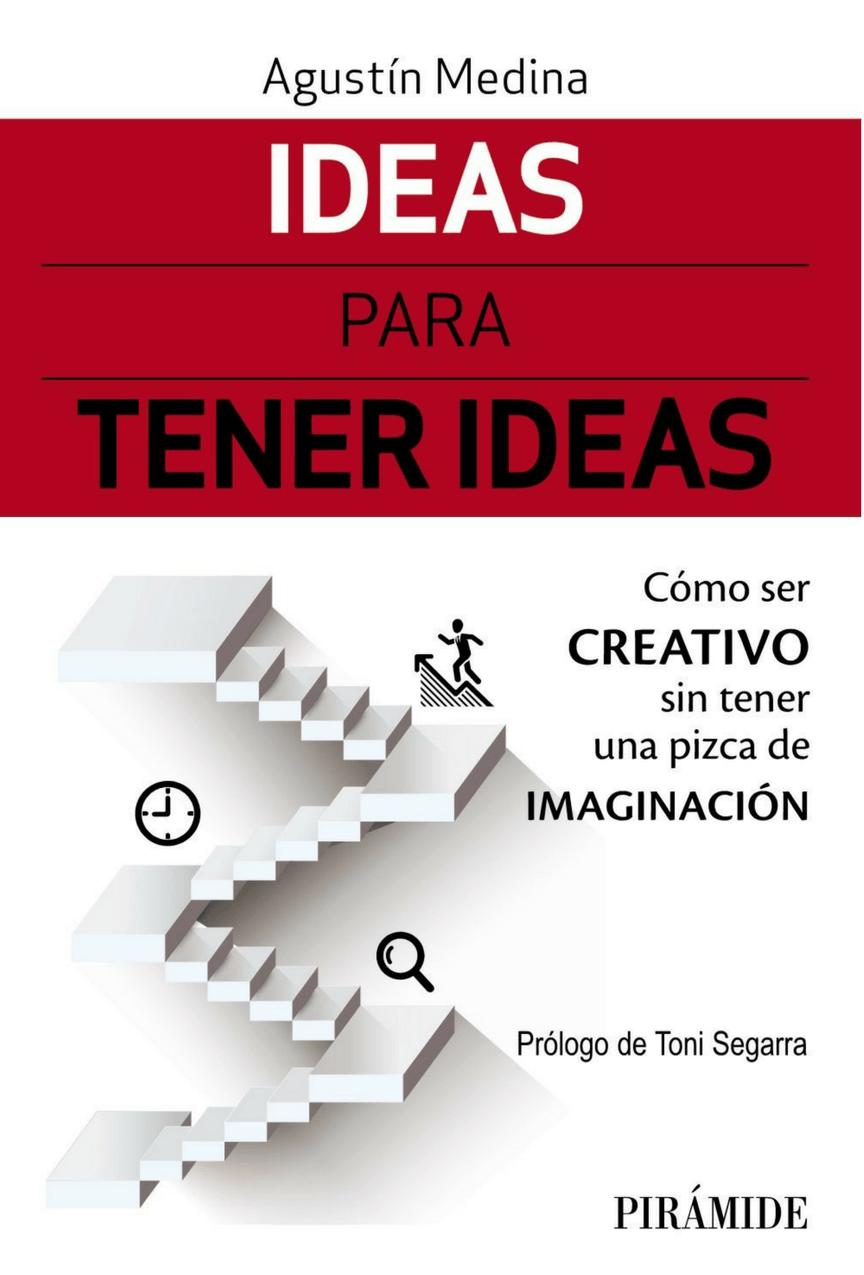 Cómo ser creativo sin tener una pizca de imaginación