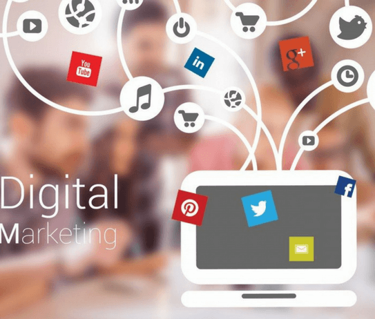 Presupuestos marketing digital