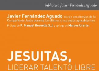 El libro Jesuitas liderar talento libre