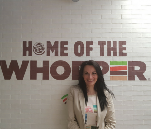 Nuria Nieto-Directora de Recursos Humanos de Restaurant Brands Iberia