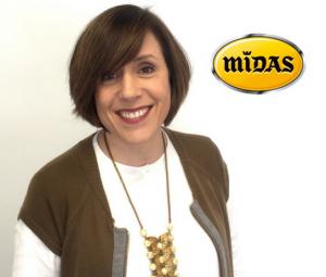 Patricia Suárez Diz, nueva directora de Marketing de Midas España