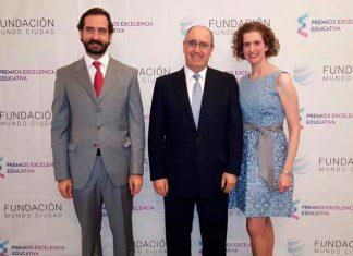 Arturo de las Heras-Arancha de las Heras-presidentes-CERF-UDIMA