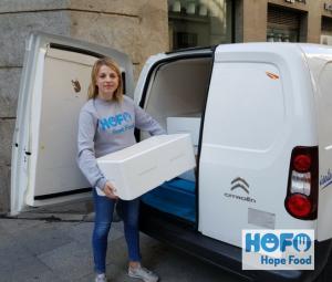 Trabajador-Hope Food
