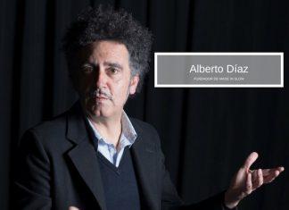 Alberto Díaz es el fundador de Made in Slow, una marca que apuesta por la lana merina.