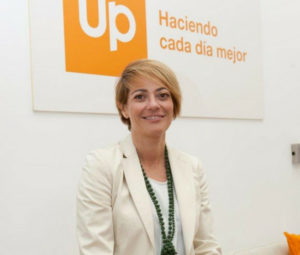 Up SPAIN nombra a Ana Iglesias como nueva directora comercial