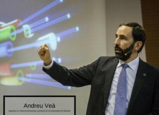 Andreu Veà un gurú de Internet