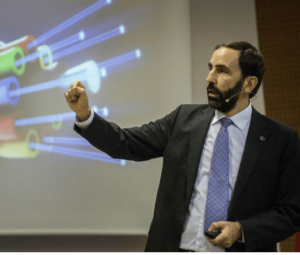 "Andreu Veà está considerado como ""el biógrafo de Internet"