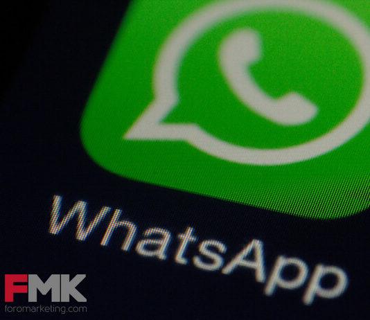 La publicidad llegará a Whatsapp en 2019
