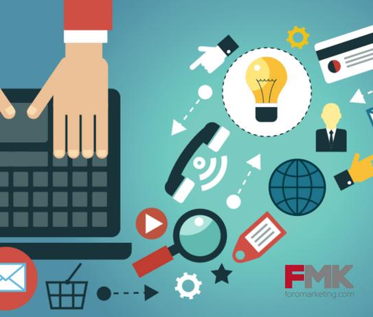 El éxito del marketing de contenidos reside en la cooperación y la comunicación.