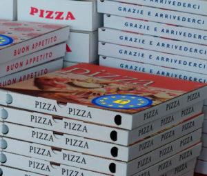 Las cadenas de pizzerías y la ley RGPD