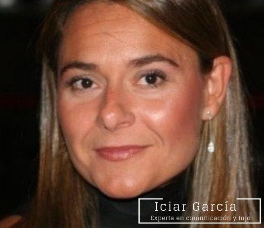 Iciar García Michelena, experta en comunicación de lujo