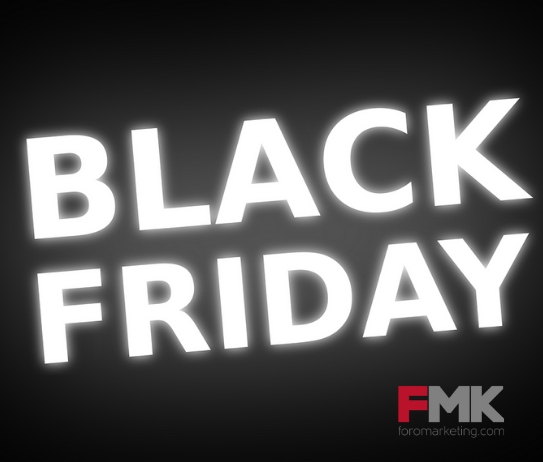 El Black Friday llega pisando fuerte