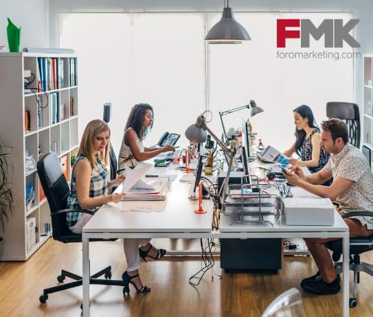 Los espacios de trabajo flexible son una tendencia en alza en las empresas