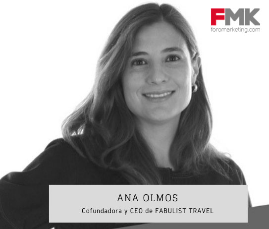 fabulist travel ceo ana olmos