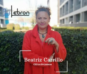 Beatriz Carrillo, fundadora de By Lebron