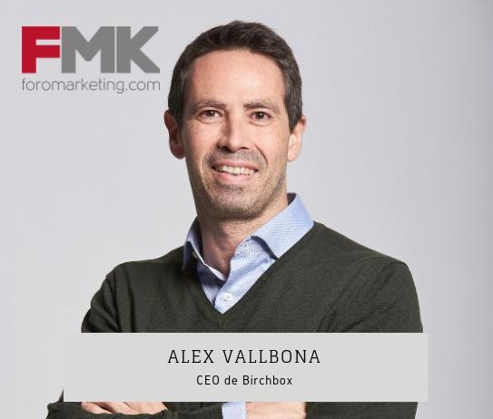 Alex Vallbona, CEO de Birchbox España