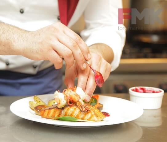 El vídeo en la gastronomía