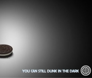 Oreo Marketing en tiempo real