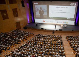 World business Forum 2019 en Madrid