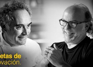 Ferrán Adriá y Toni Segarra, juntos en un documental de Assistència Sanitària