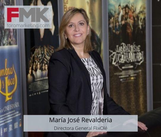 Maria Jose REvalderia