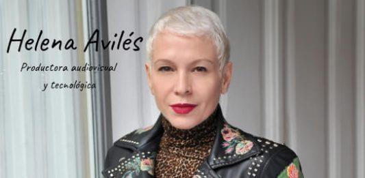 Helena Avilés socia fundadora club Alma