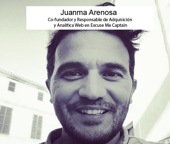 Juanma Arenosa Excuse me captain